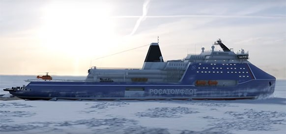 Leader project: Аtomflot and shipbuilder Zvezda sign nuclear icebreaker construction contract