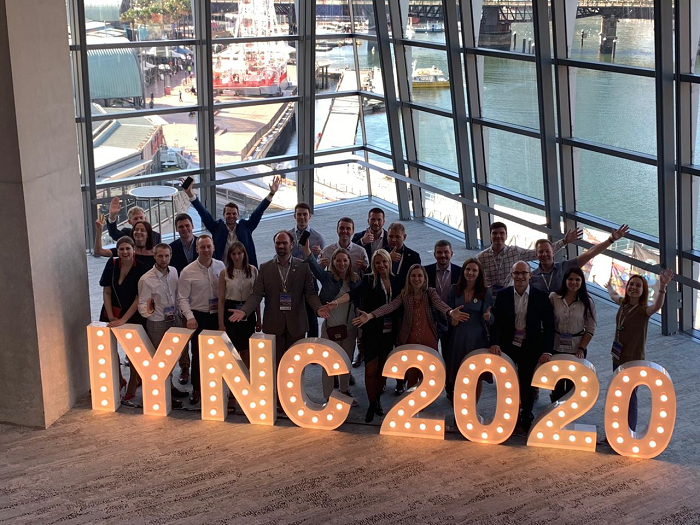 The next IYNC will take place in Russia in 2022