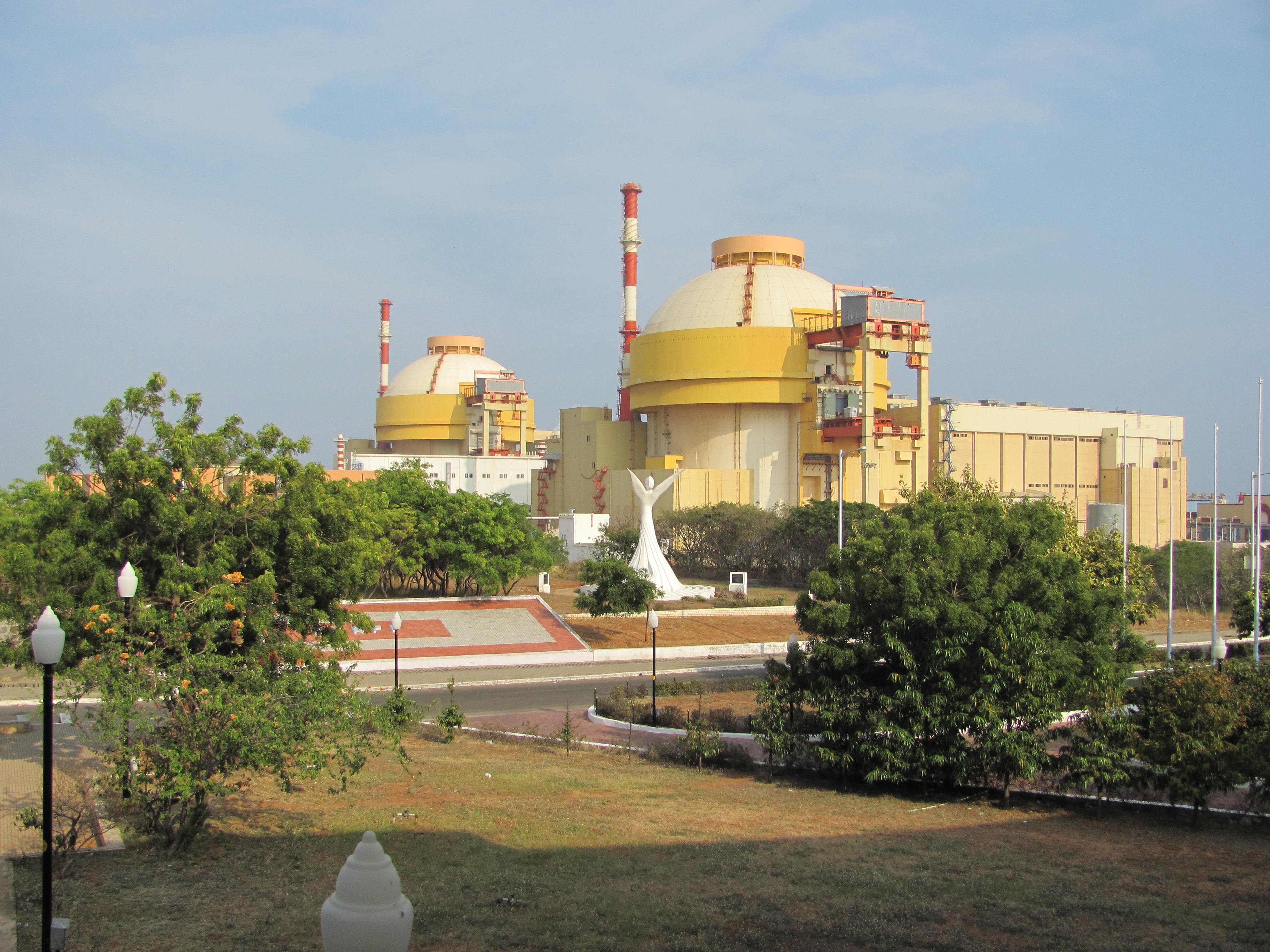 Two Kudankulam NPP power units connected to India's power grid
