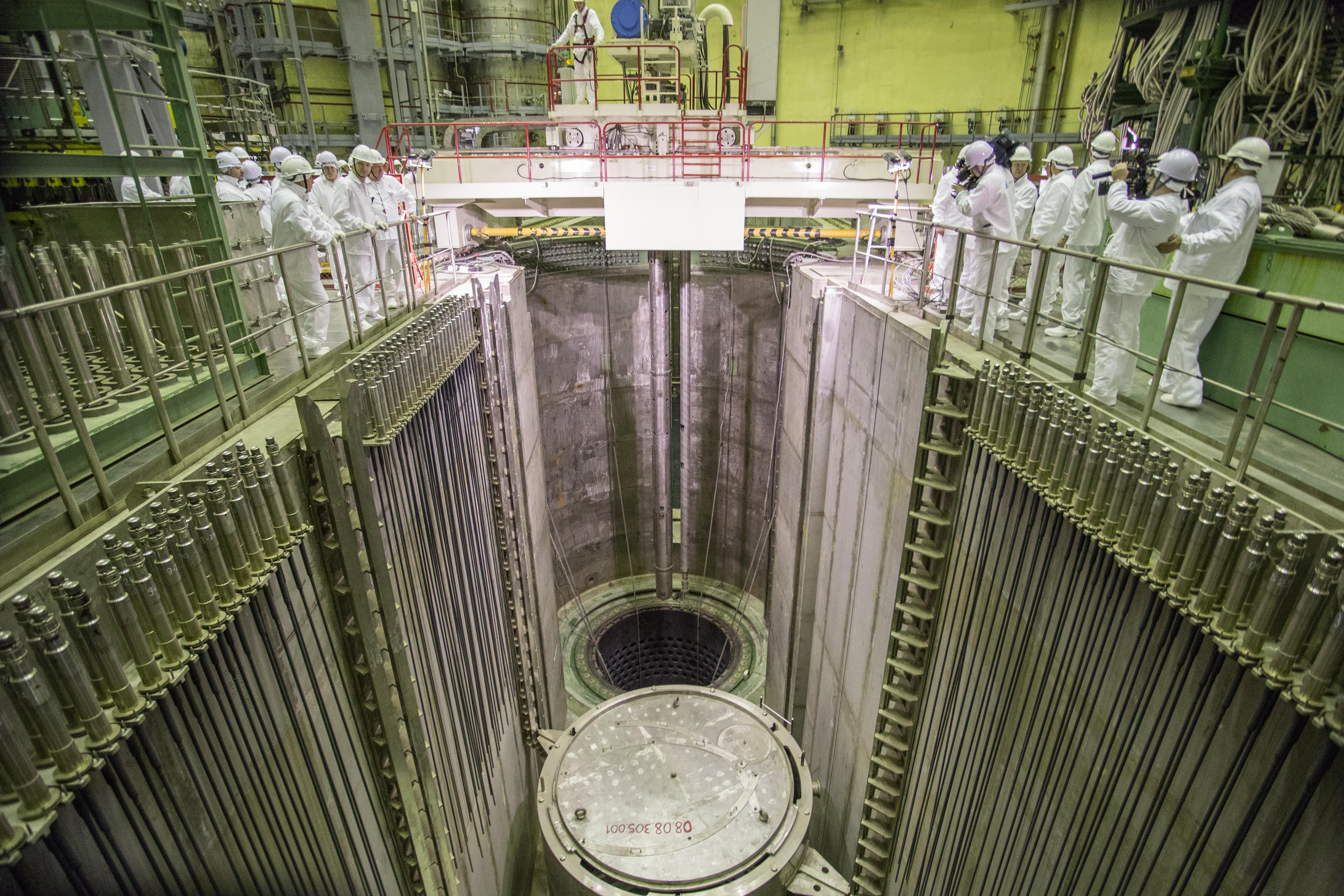 Russia launches two nuclear power units in a week
