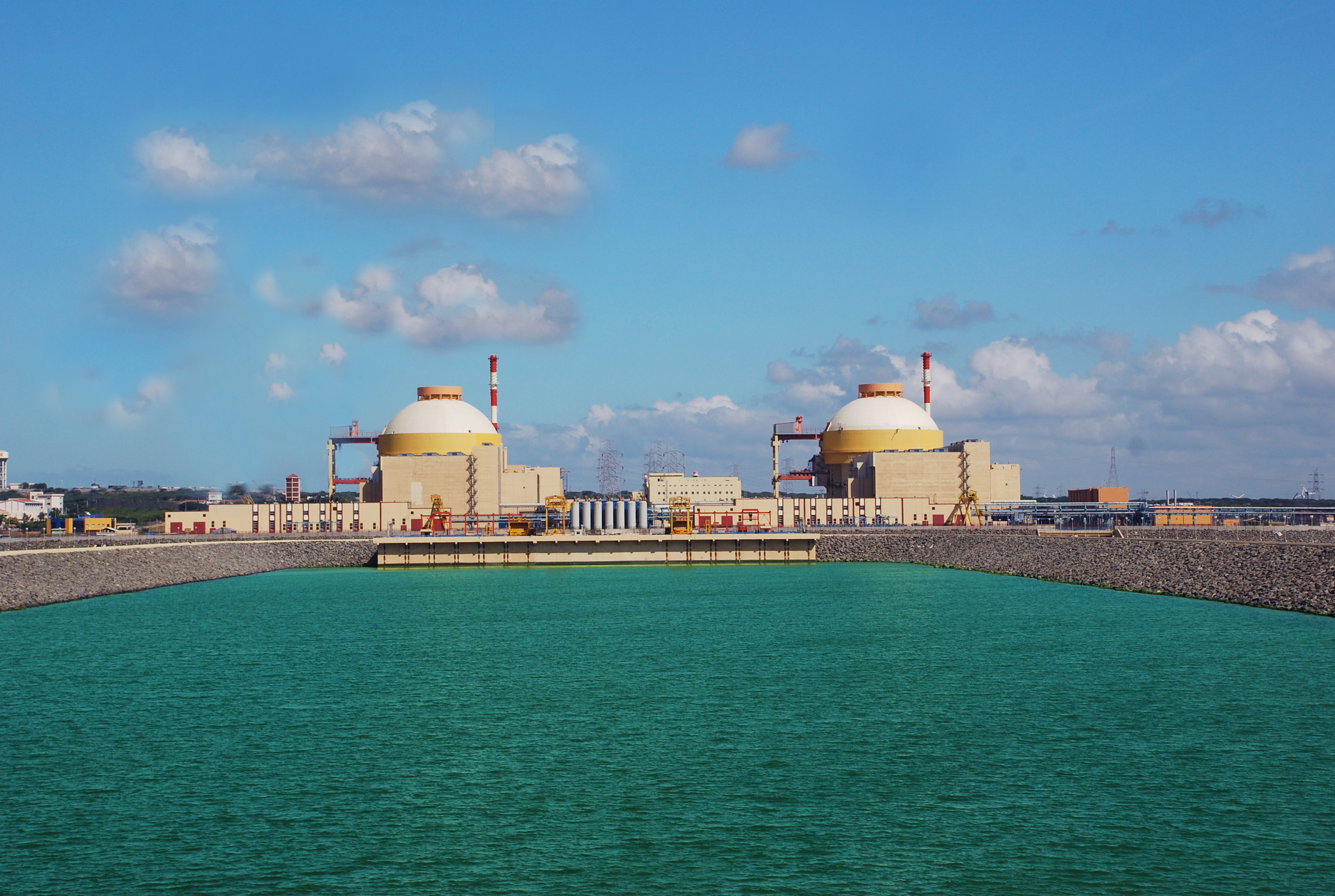 ASE Group of Companies and Nuclear Power Corporation of India Ltd. signed an agreement on the third stage of Kudankulam NPP construction